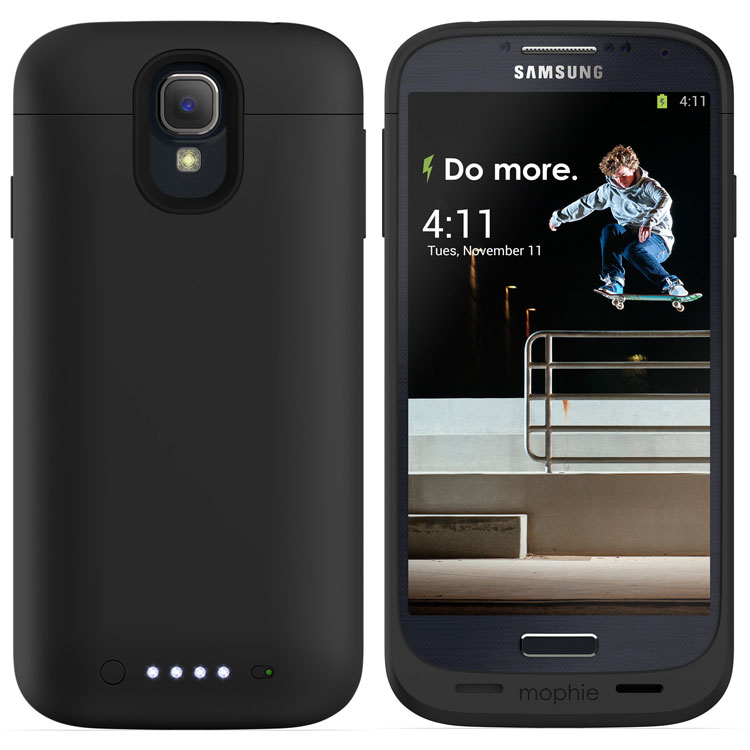 outlet store 324d4 75632 mophie Juice Pack for Samsung Galaxy S4